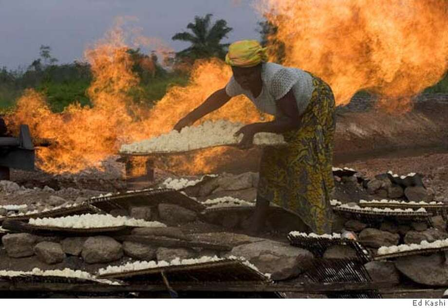 The Impact of Oil in the Niger Delta Photo: Ed Kashi