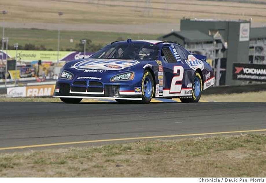 2006 Nascar Nextel Cup at Infineon Raceway Photo: David Paul Morris