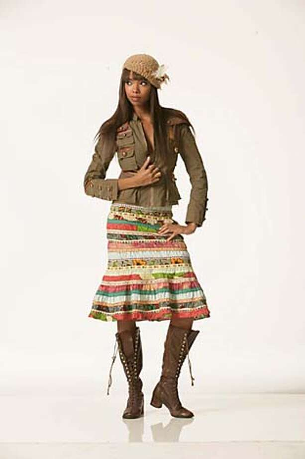 a050d2bb DREAD THREADS / From rags to designer riches, reggae infuses fashion ...