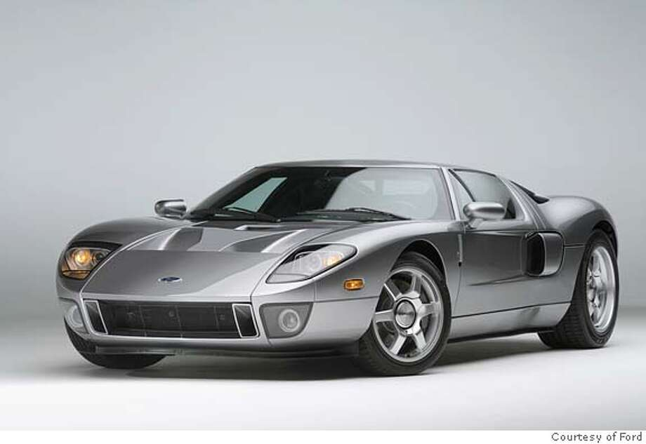 2006 Ford GT Photo: Ford