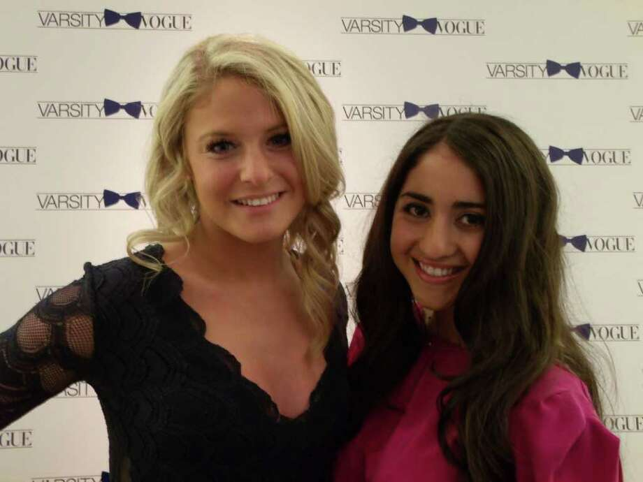 Were you Seen at Westport's Varsity Vogue March 16th? Photo: Todd Tracy / Connecticut Post