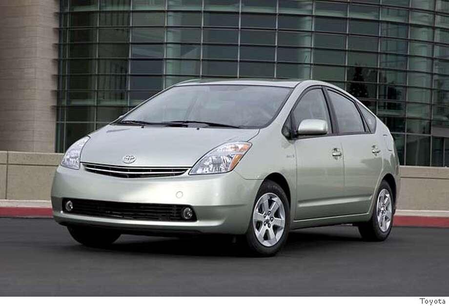 2006 TOYOTA PRIUS Photo: Toyota
