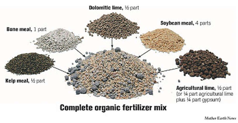 How to make your own organic fertilizer - SFGate