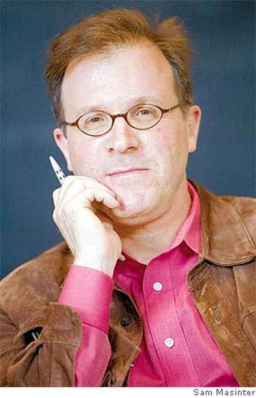Ilan Stavans, author of