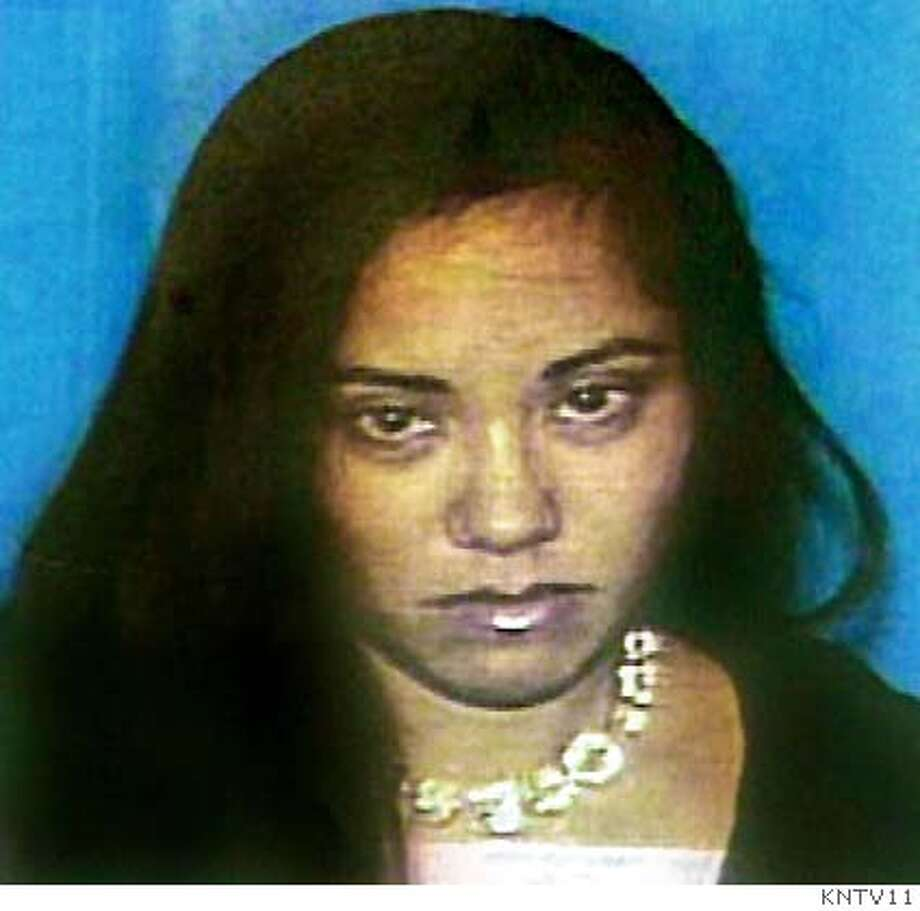 111207BOY_HO  Berkeley resident Misti Mina Hassan, 31.allegedly killed her son Amir Hassan Reed, 9. Booking mug Photo from KNTV11  � Photo: LI