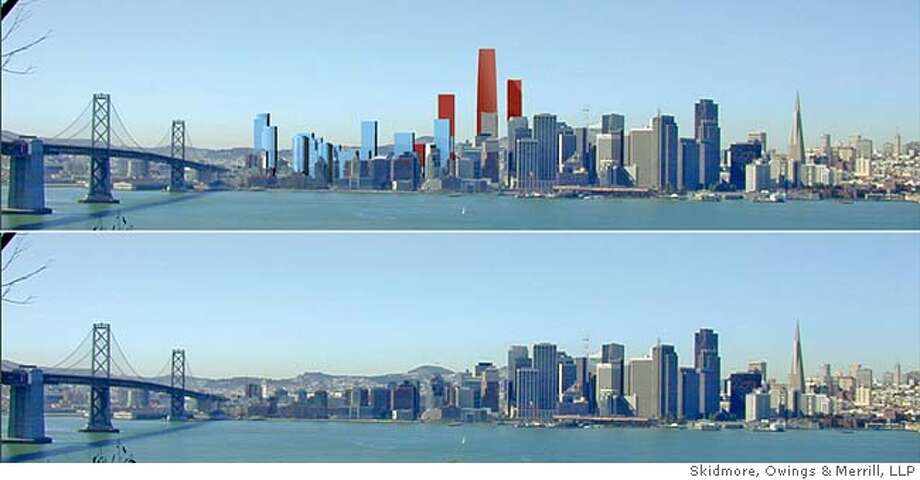 Per John King�s request, we are sending the Transbay Development Study graphics for the Towers 26 Story. ... ...Please credit images as provided courtesy of Skidmore, Owings & Merrill, LLP....Ran on:..