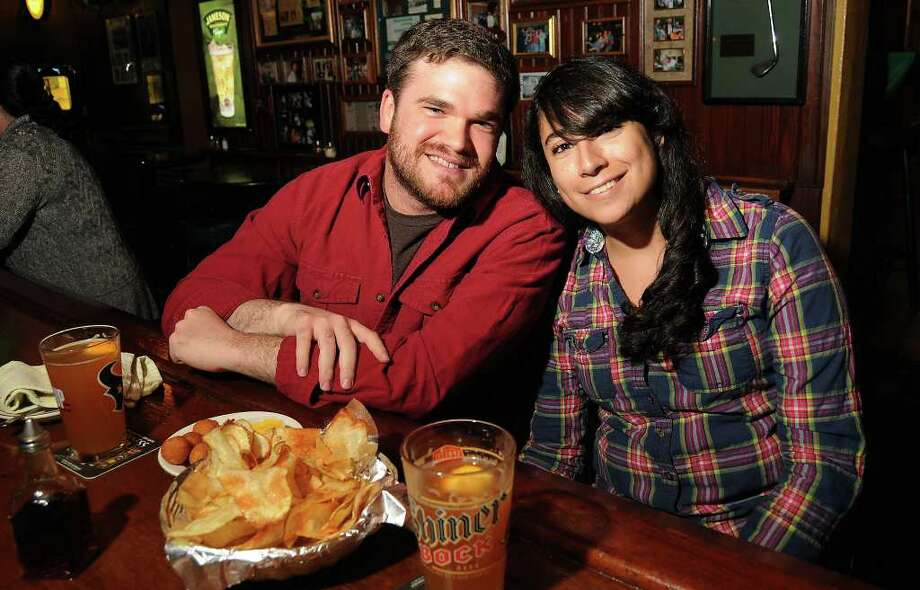 Kenneallys Irish PubAddress:2111 S. Shepherd  Phone: (713) 630-0486Christmas Day hours: 6 p.m.-2 a.m. Photo: Dave Rossman, For The Chronicle / © 2012 Dave Rossman