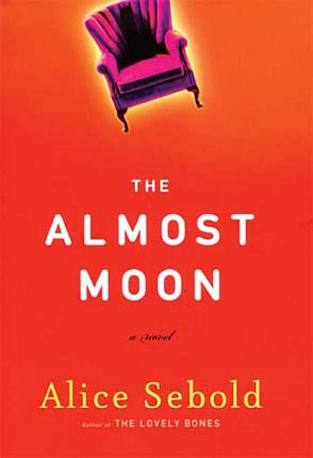 """""""The Almost Moon"""" by Alice Sebold"""