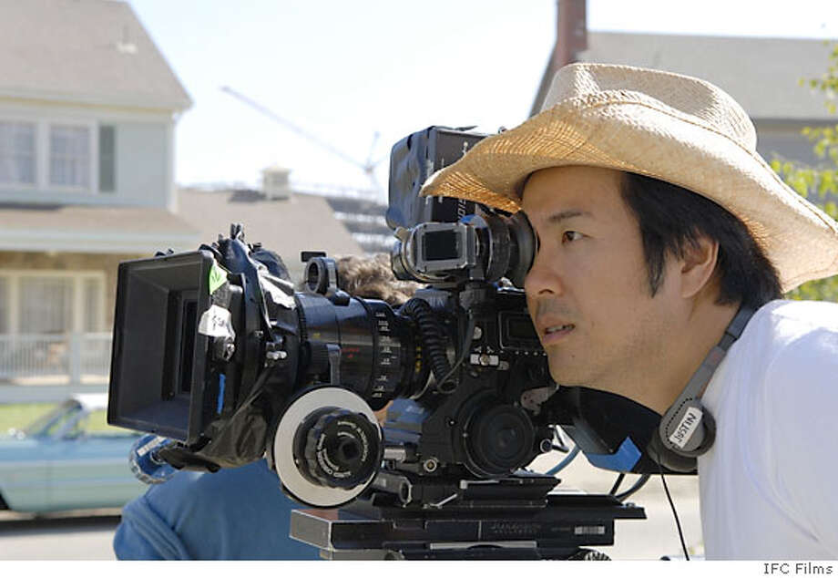 "Justin Lin, director of ""Finishing the Game"" 2007 Photo: IFC Films"
