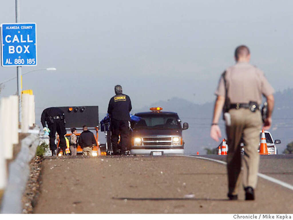 Man Run Over Repeatedly On I 880 Sfgate