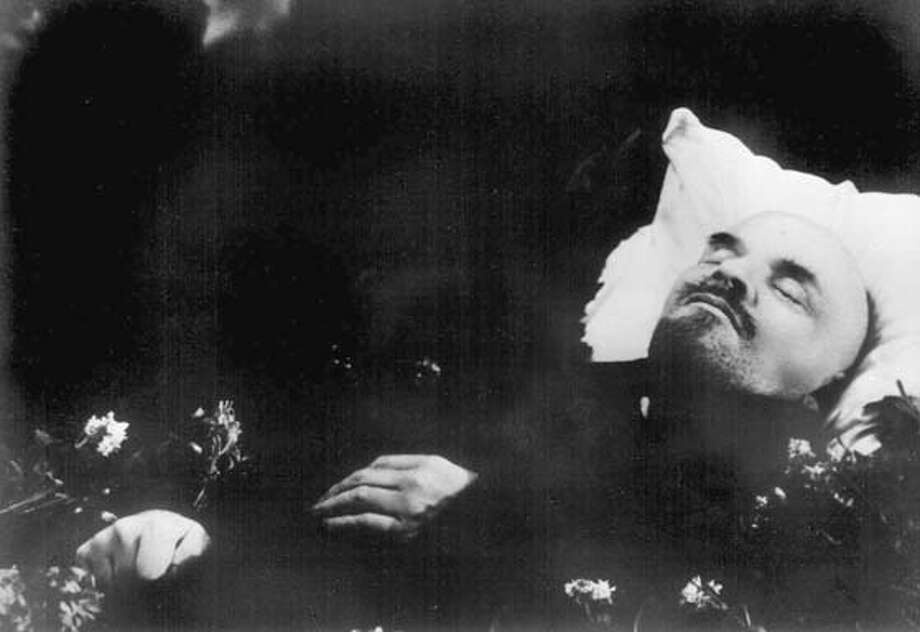 VLADIMIR LENIN V.I. LENIN Ran on: 12-09-2005  Vladimir Lenin's body lies in state in the Kremlin, and many Russians say it's time to bury the mastermind of the revolution. CAT Photo: File
