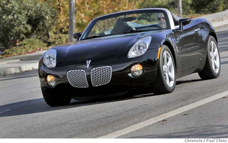 Sport Simple Pontiac Solstice Makes You Wonder What You Ve Been