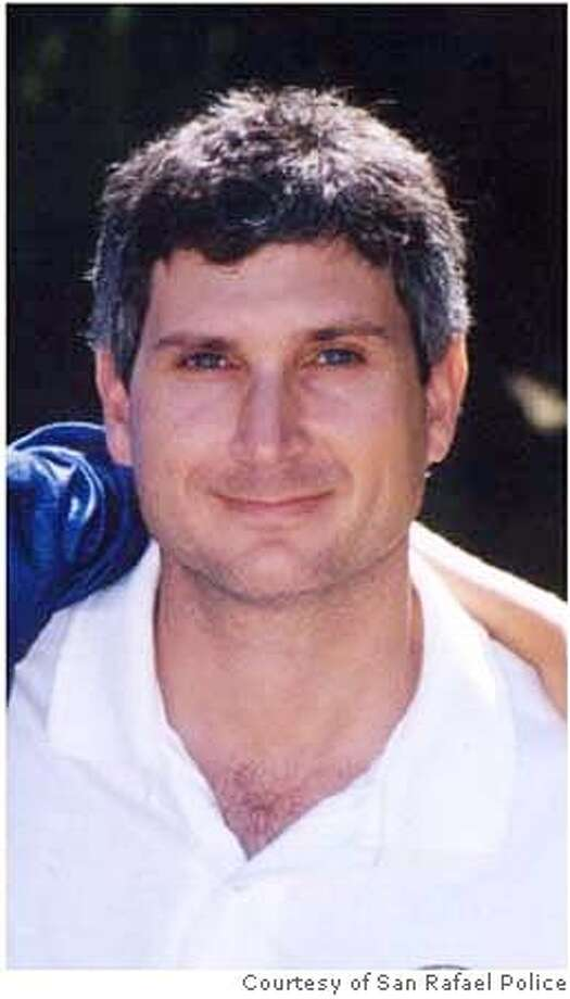Missing person James Bronstein Courtesy of San Rafael Police