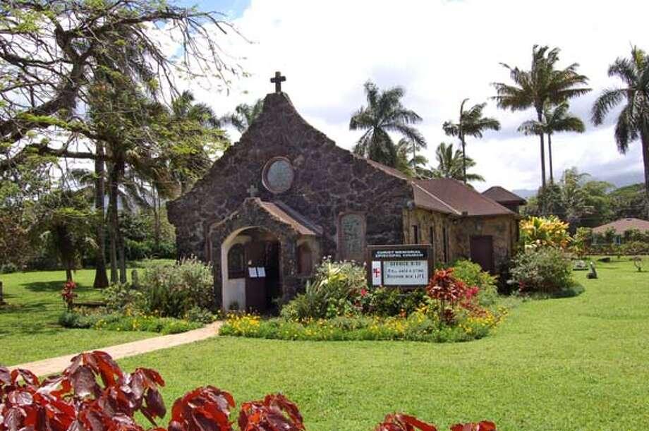 travel hawaii calls Photo: Ian Hersey