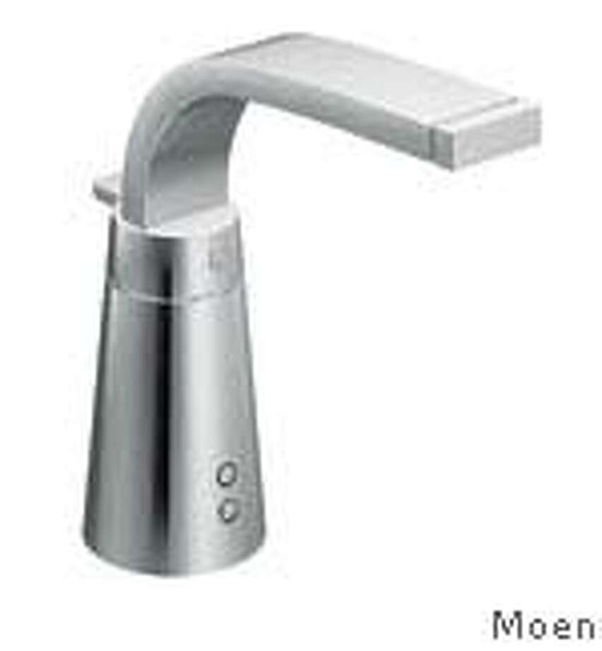Moen's Destiny Electronig Lavatory Faucet with Drain Assembly (Model S899) lists for $95.00 on www.moen.com Ran on: 10-10-2007  Moen offers the chrome Destiny electronic lavatory faucet for $975, with drain assembly.  Ran on: 10-10-2007 Ran on: 10-10-2007  Moen offers the chrome Destiny electronic lavatory faucet for $975, with drain assembly.  Ran on: 10-10-2007  Moen offers the chrome Destiny electronic lavatory faucet for $975, with drain assembly.  Ran on: 10-10-2007 Photo: Moen