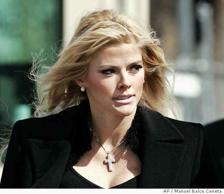 Anna Nicole Smith last days