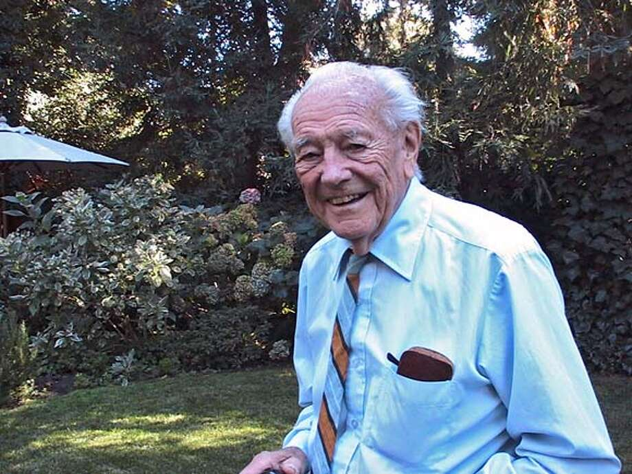 Stanley E. Johnson, an electrical engineer who helped power early missiles for the military died Wednesday in Orinda after a short illness. He was 93. Photo: Handout