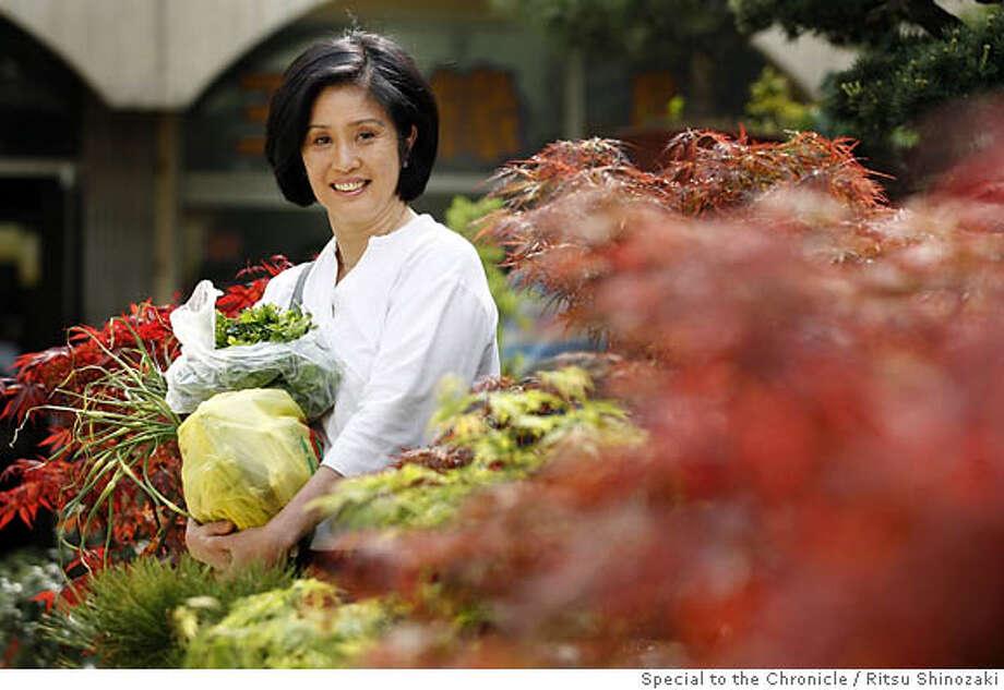OLIVIA WU Photo: RITSU SHINOZAKI