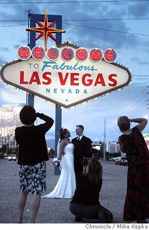 13. Las Vegas. Of course. Photo: Mike Kepka