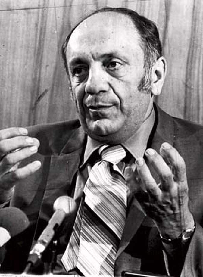 Obit photo of Dr. Thomas A. Shaheen Photo: N