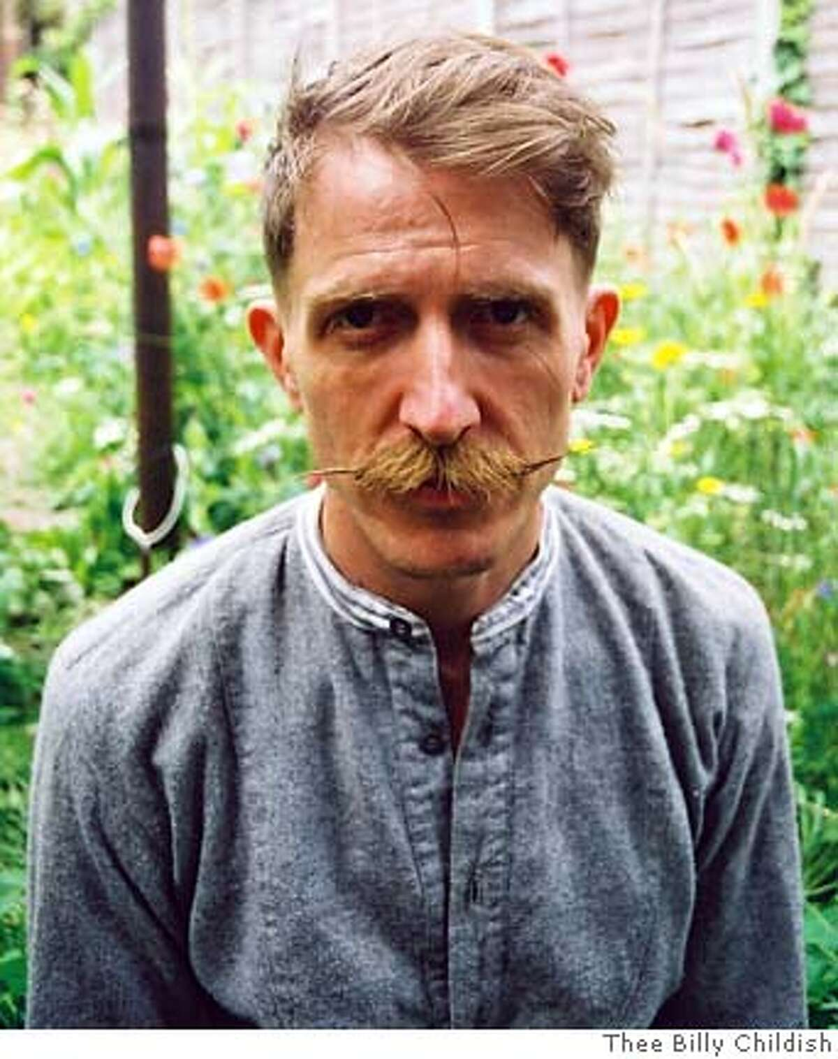 Photo by Billy Childish.