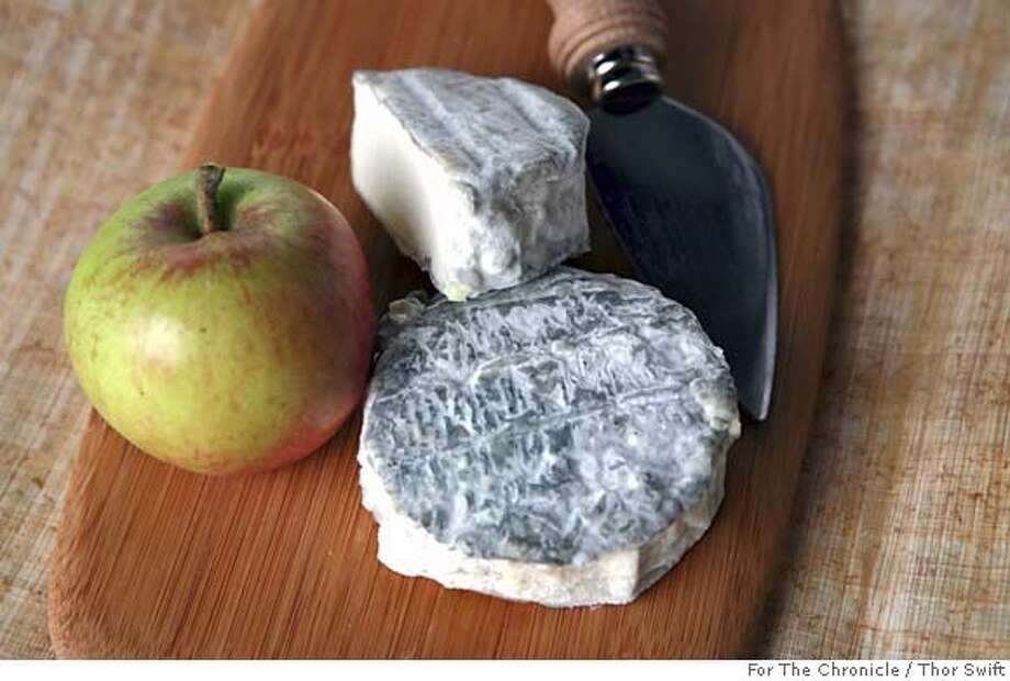 Vermont Butter and Cheese Bonne Bouche, photographed Thursday, Sept., 20, 2007 at the San Francisco Chronicle Studio. Thor Swift For The San Francisco Chronicle Photo: Thor Swift