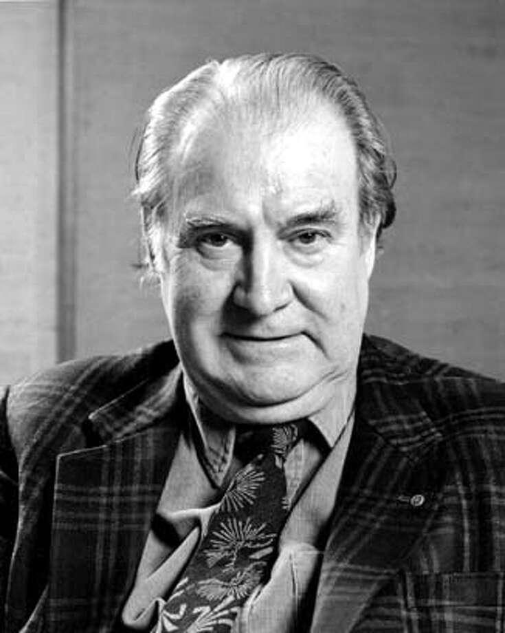 Obituary photo of Otis Cary. Photo: File Photo