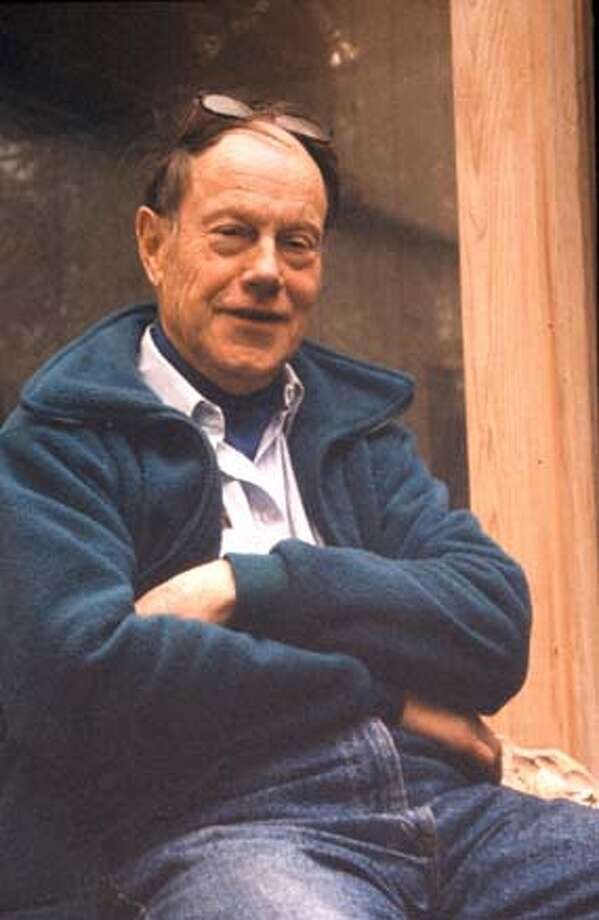 Philip Hyde photo taken in 1993 Photo: Jane Braxton Little