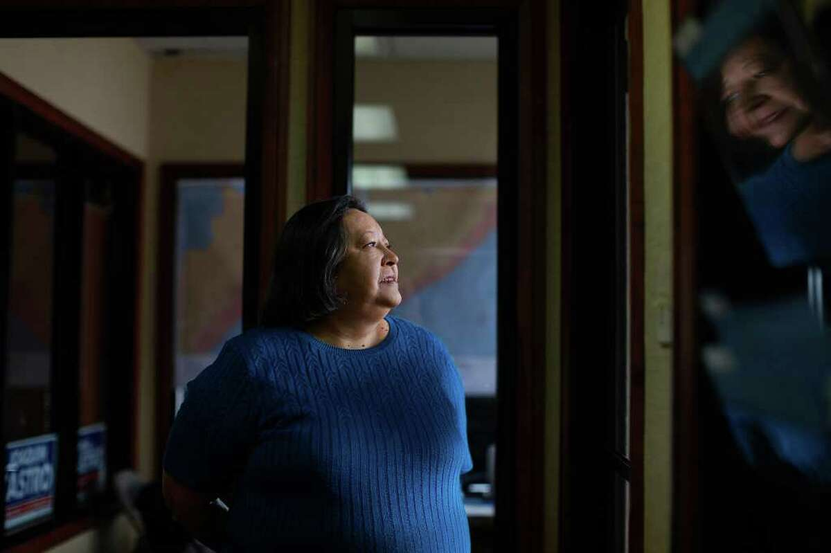 Rosie Castro, mother of politicos Mayor Julián Castro and state Rep. Joaquin Castro, remembers how challenging it used to be doing voter registration of women in the Latin community.