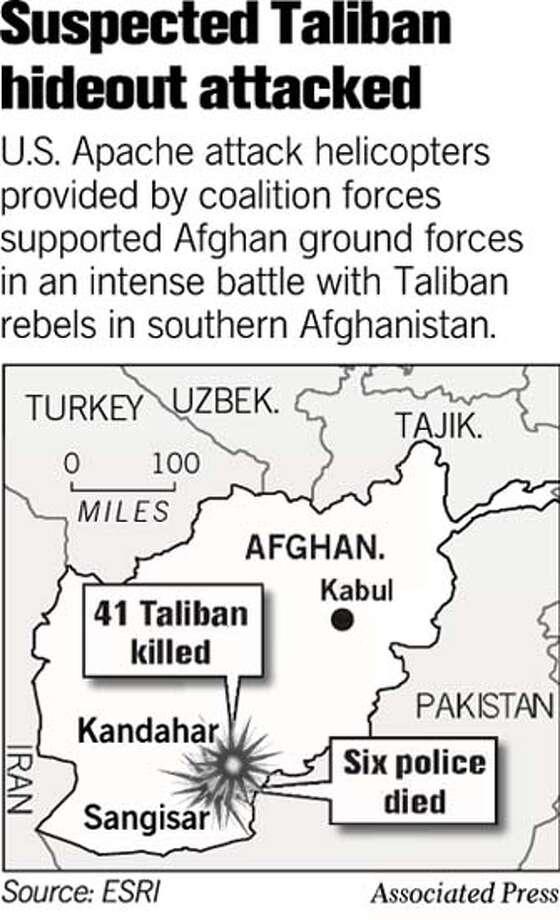 (A16) Taliban hideOut