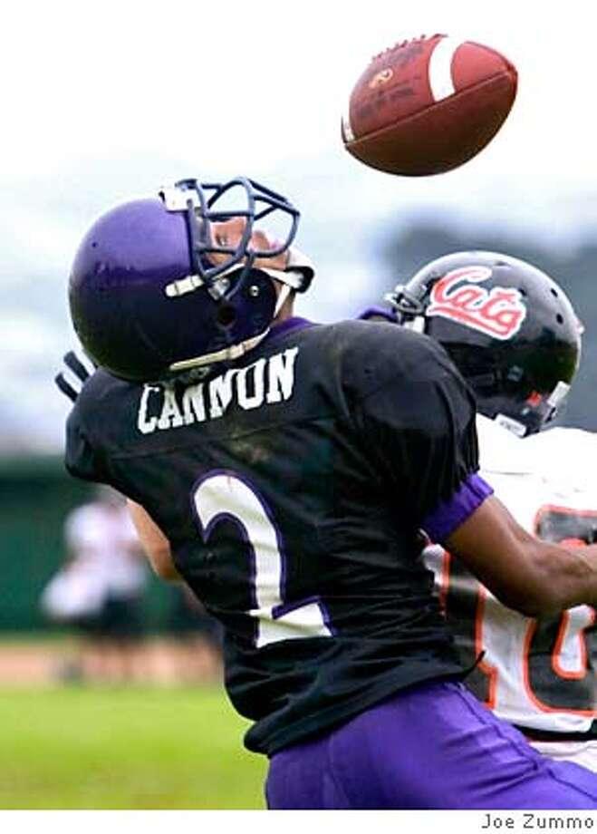 Daniel Cannon of Riordan High Credit: Joe Zummo Photo: Joe Zummo