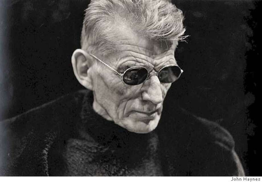 STAGE ON SCREEN presents �Beckett on Film,� a selection  of seven notable short plays by Nobel Prize-winning  playwright Samuel Beckett (pictured), considered one of the most important and visionary writers of the 20th century.  Photo: John Haynes.  (HANDOUT PHOTO) PLEASE VERIFY RIGHTS AND USAGE Photo: HANDOUT