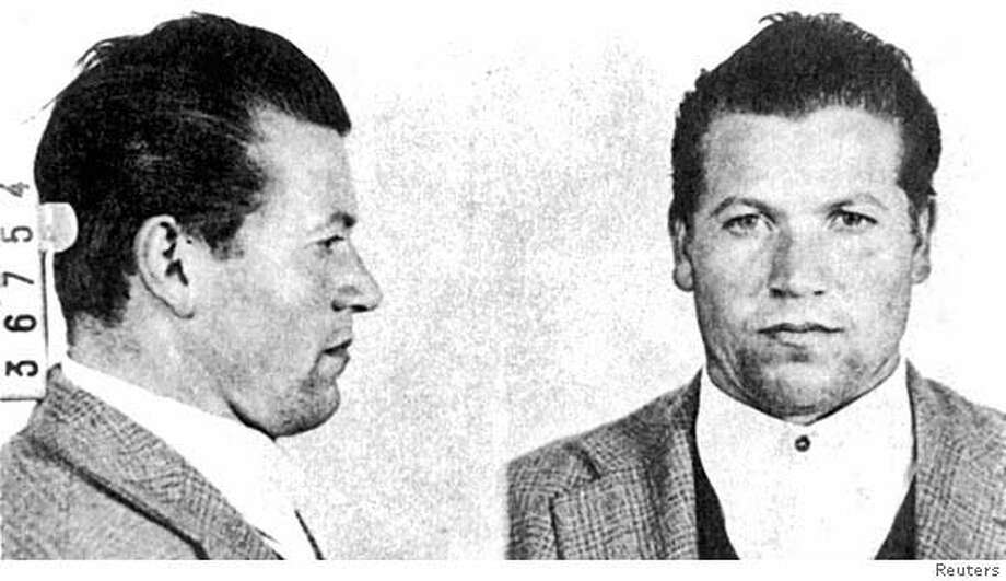 Last known photograph of mafia boss Provenzano Photo: HO