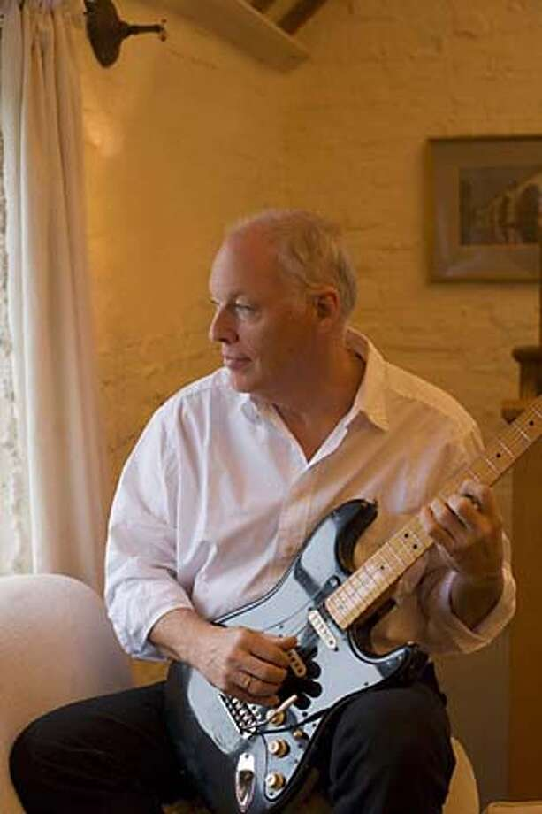 David Gilmour Photo: Harry Borden