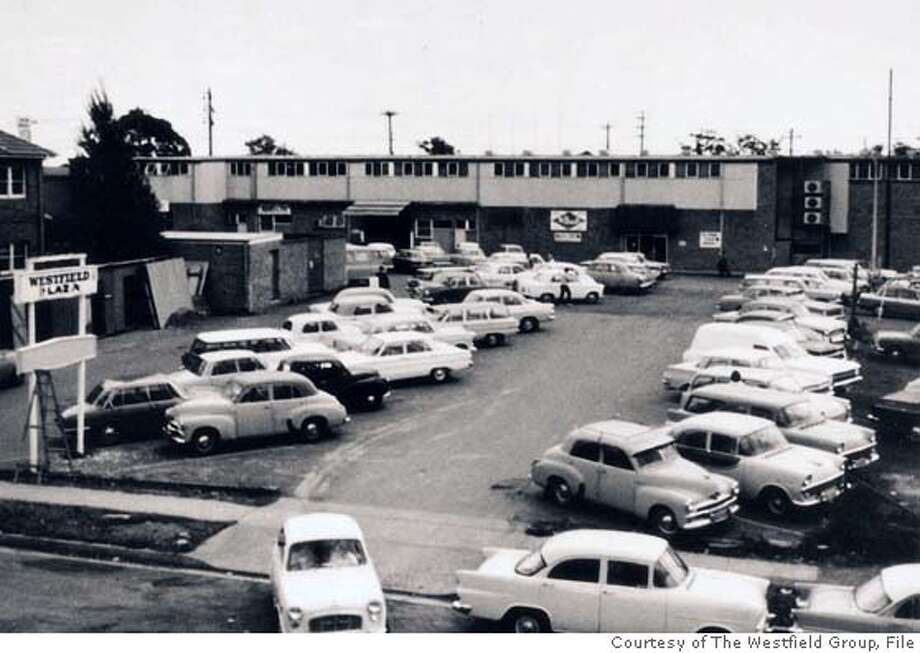 Westfield Place, Blacktown, Australia -- the company�s first center ? as it appeared when opened in 1959. (See �Westfield Story� book, page 16.) Some commentary from the book: �Newspapers of the time described Westfield Place as a �most modern centre with its own car park, situated in the heart of Blacktown shopping area, only 50 yards from the railway station.� Others called it �the most modern American-type combined retail centre. Photo: Courtesy of The Westfield Group Photo: Courtesy Of The Westfield Group