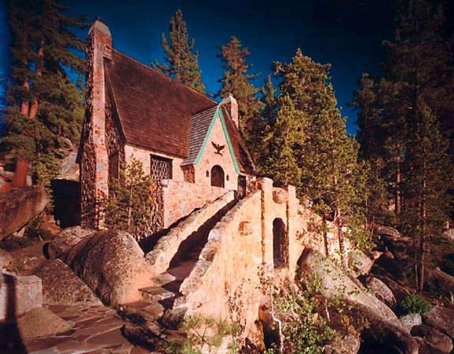 Thunderbird Lodge, Incline Village