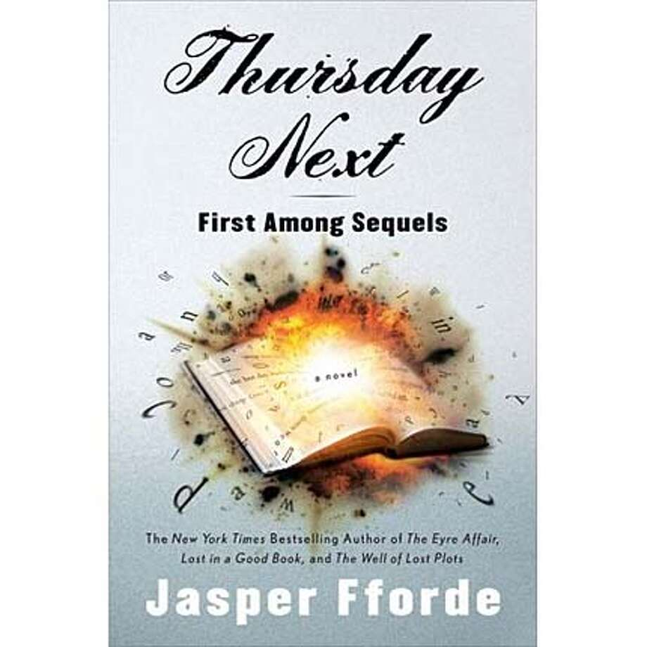 """Thursday Next: First Among Sequels"" by Jasper Fforde"