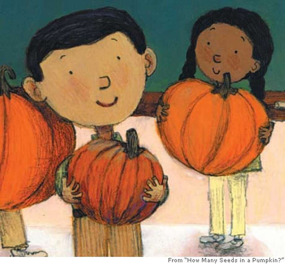 "Image from ""How Many Seeds in a Pumpkin?"""