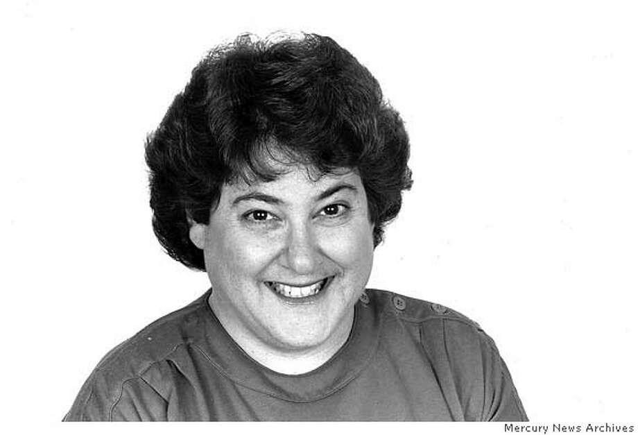NO MAGS NO INTERNET Judith Green, former Mercury News columnist, for obituary. MERCURY NEWS ARCHIVES -- SLUG: green_obit PHOTO DATE: 1990 SCAN DATE: 3/28/2006 CREDIT: MERCURY NEWS ARCHIVES Handout Mercury News Archives