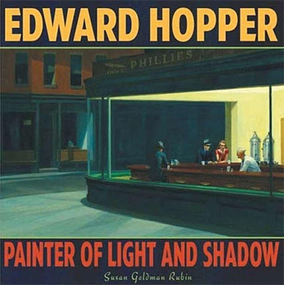 """Edward Hopper: Painter of Light and Shadow"" by Susan Goldman Rubin"
