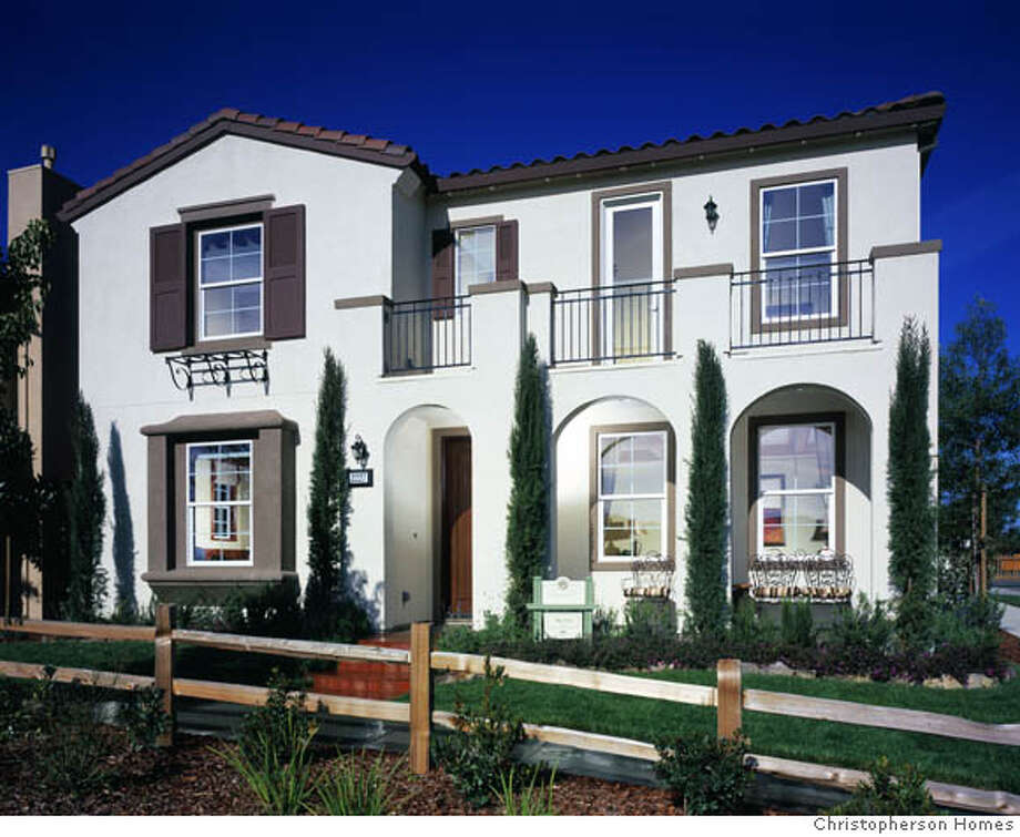 Model home ragle ranch santa rosa back on the ranch for Ranch model homes