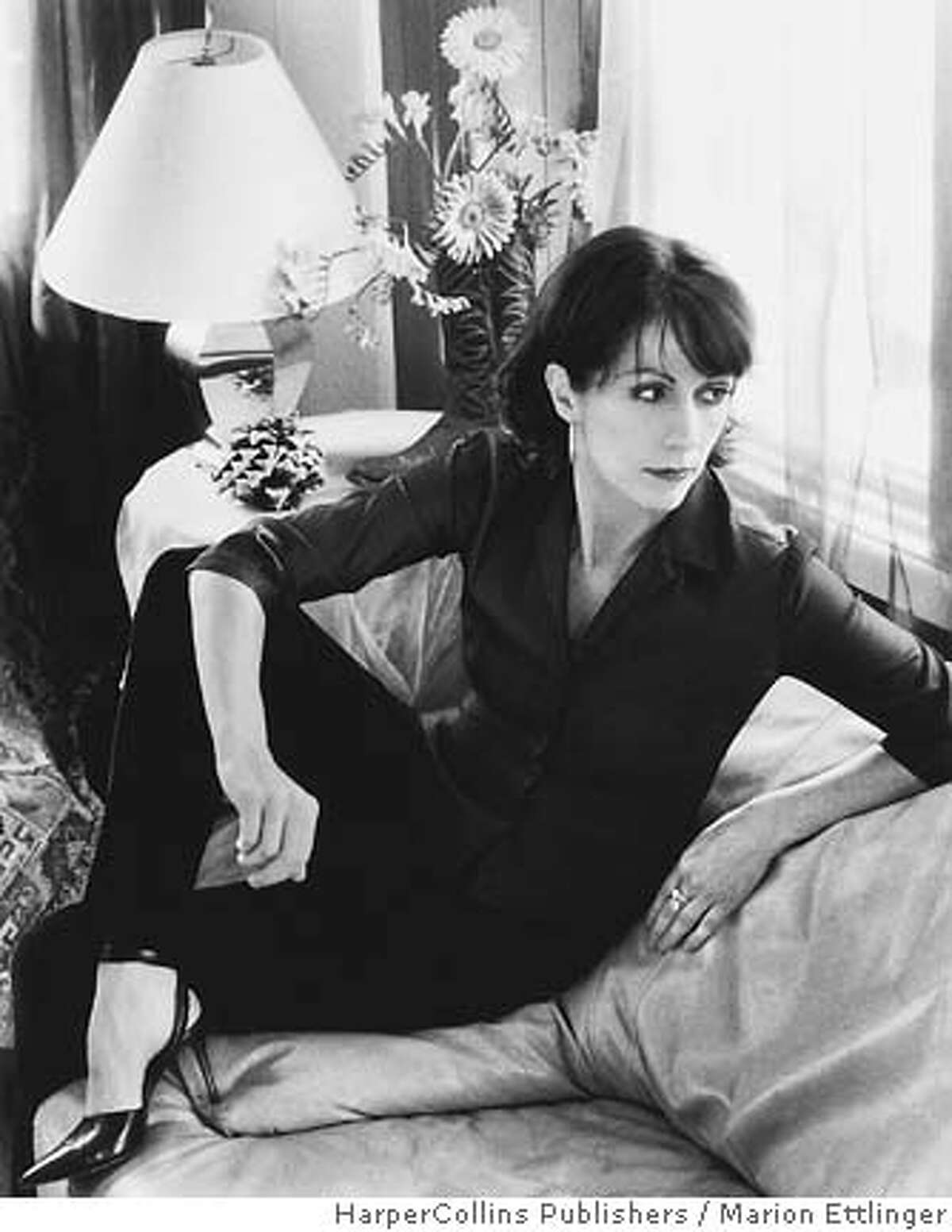 mary karr. photo credit: marion ettlinger. handout from harpercollins