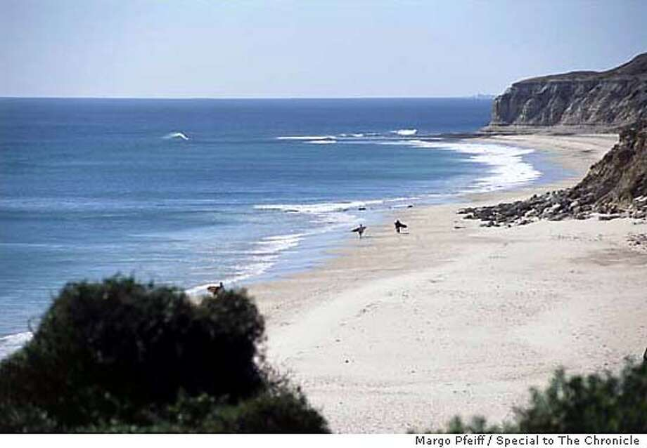The Fleurieu Peninsula near Adelaide makes a nice beach stop before visiting the wineries of the McLaren Vale region. Photo by Margo Pfeiff, special to the Chronicle