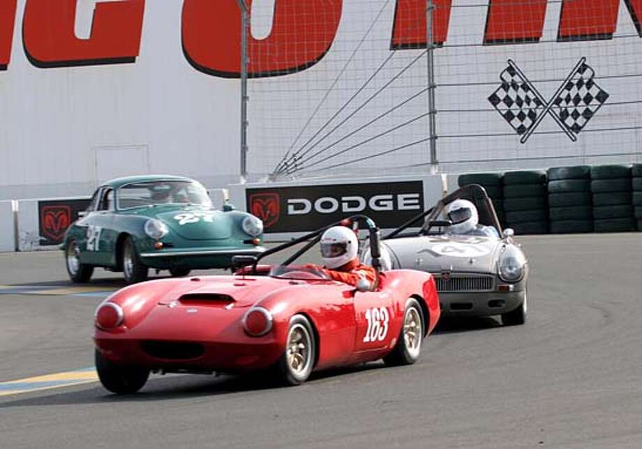 - Photo: Infineon Raceway
