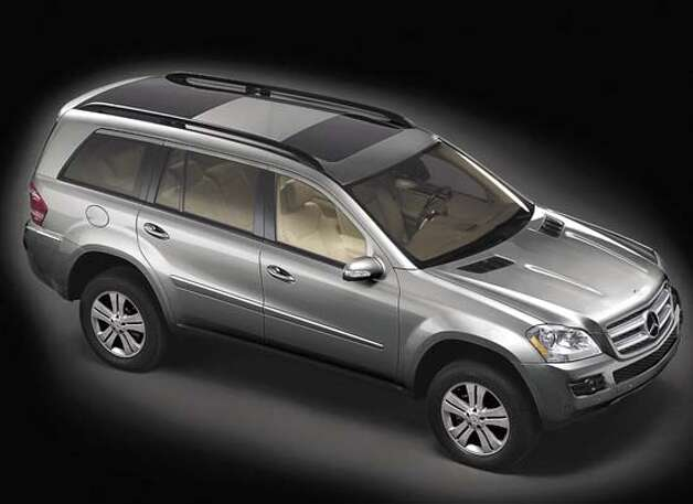 Mercedes gl450 exemplary excessive suv outstanding for Mercedes benz high end suv