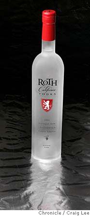 Expensive vodka