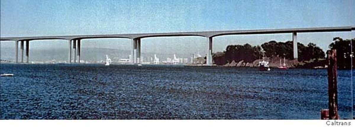 BAY BRIDGE VIADUCT ALTERNATIVE REPLACEMENT