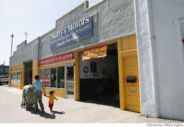 Auto Repair Shop Runs Like A Well Oiled Machine Sfgate