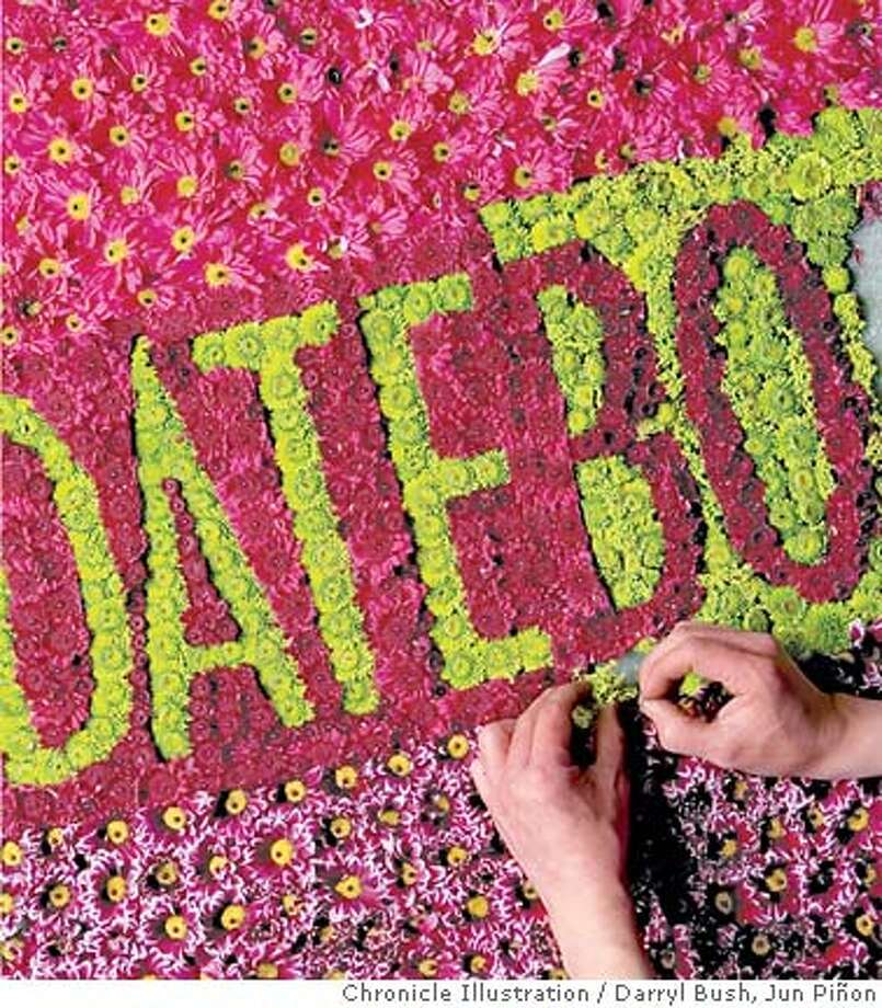 Bouquets to Art Datebook Cover