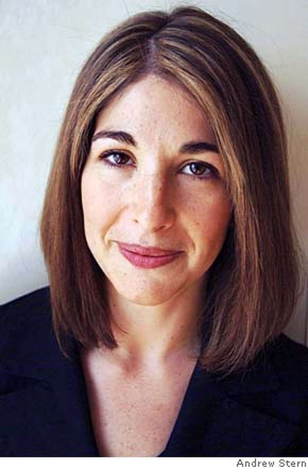 """Naomi Klein, author of """"Shock Doctrine"""" FOR USE WITH BOOK REVIEW ONLY"""
